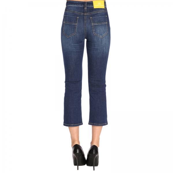 Mujer Primavera Franchi Pj17s verano Elisabetta 2019 Piedra 91e2giglio Jeans 7UdOqw7