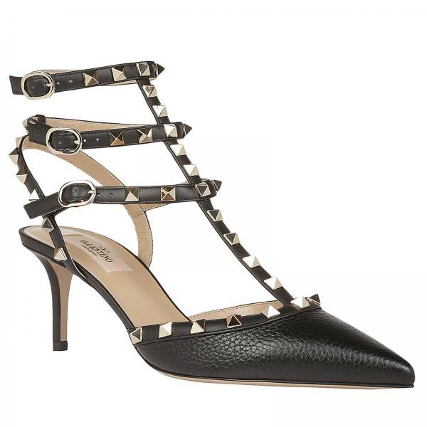 De verano Valentino Salón 2019 Primavera Vcegiglio Zapatos Rw2s0375 Garavani Mujer FdwnaxAqH