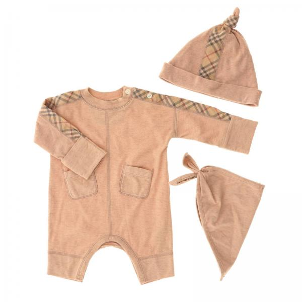 Baby-Overall Burberry Infant 8006220