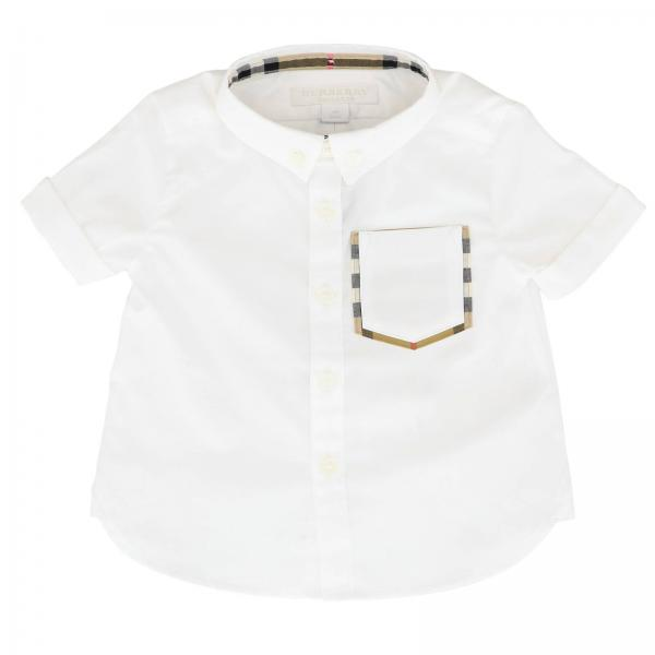 Camicia Burberry Infant 8006963