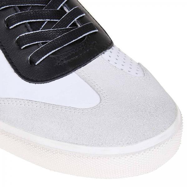 verano Hombre Crown Leather Primavera Blanco Zapatillas 2019 Mlc79giglio YwAUqnd