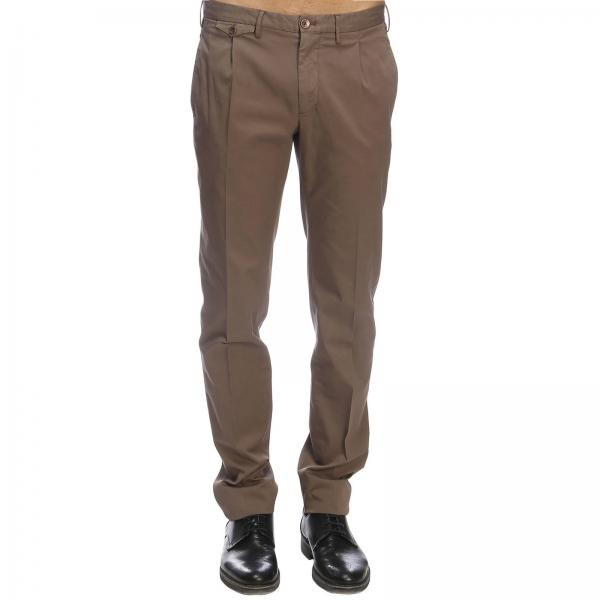 Trousers Incotex 1AGW19 9098R