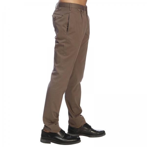 Pantalone A Bassa Classico Vita Incotex vNOy0w8mn