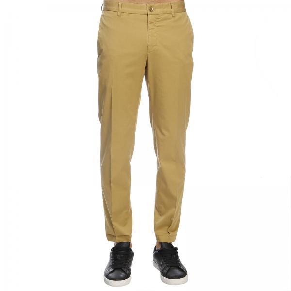 Pantalone Incotex classico a vita bassa