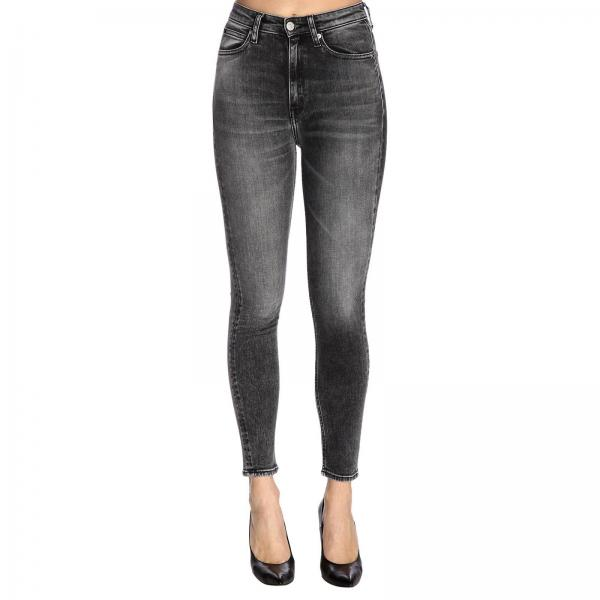 J20j209943giglio Mujer verano Gris 2019 Primavera Calvin Klein Jeans vPAqx4Fv