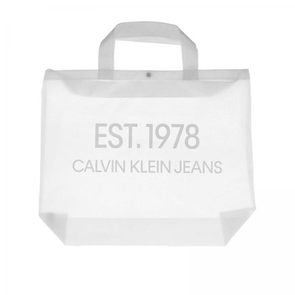 Calvin Jeans Hombre J90j900132giglio 2019 Established Primavera Klein verano Bolso Blanco 1978 pqaxw5qft