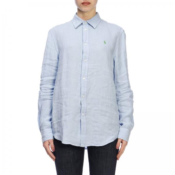 f6c5d7e43 Long sleeve shirts for women Polo Ralph Lauren