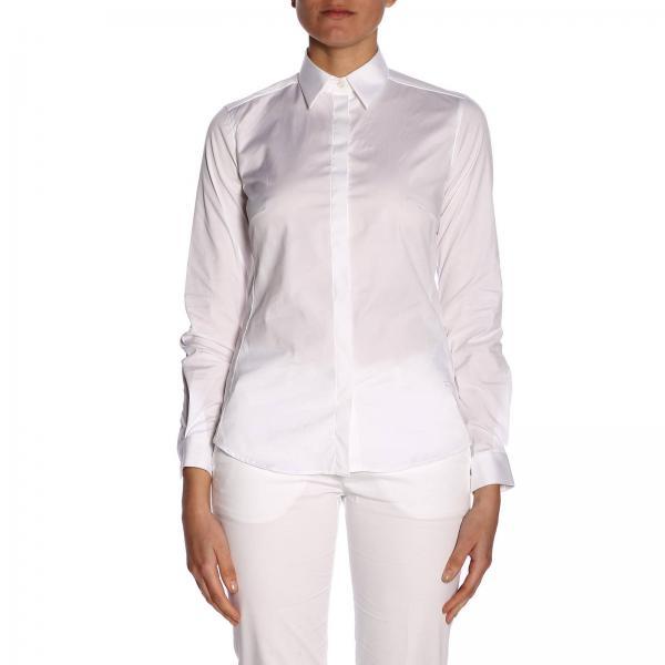 Mujer verano Fay Primavera Camisa Blanco 2019 0rmgiglio Ncwa138a13s qAwpCpd