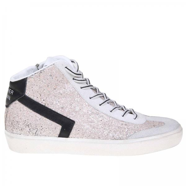 Sneakers Leather Crown WLC77
