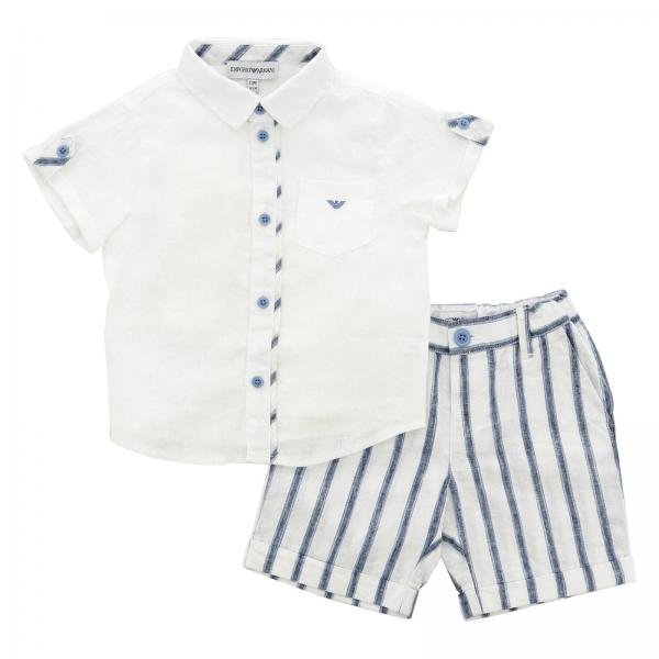 Baby-Overall Emporio Armani 3GHV04 4NHEZ
