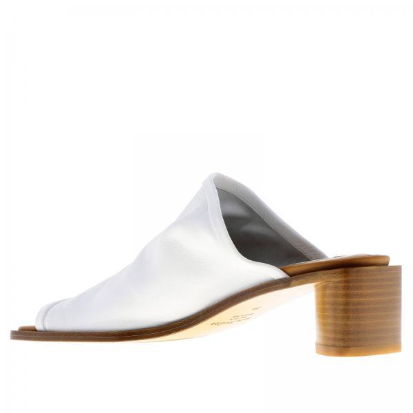 Mujer Zapatos Planos 2019 Ad0096giglio Primavera Acne Blanco Studios verano Tq7qR51wx