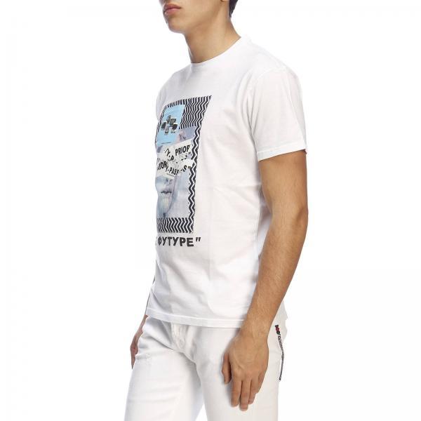 2019 Alessandrini verano M6840e6433901giglio Camiseta Blanco Primavera Hombre Daniele A0wxSCR8q