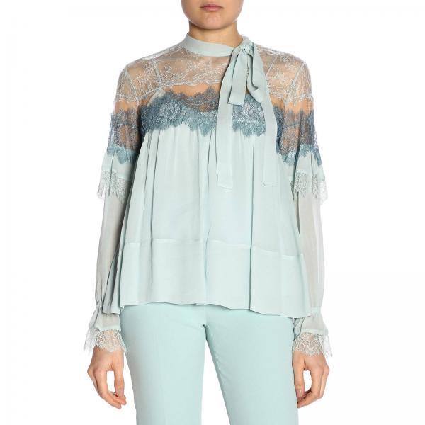 verano Set Twin Camisa 2019 Mujer 191tp2774giglio Primavera Agua g611Zq