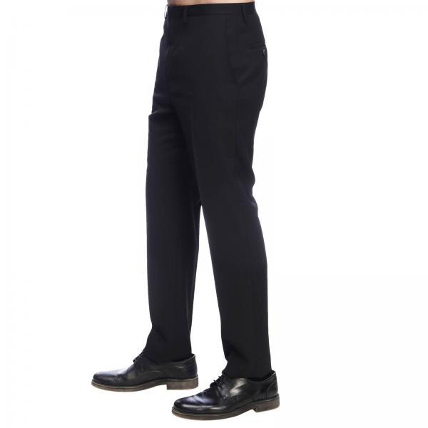 Con Kenzo Pf955pb4011ag Uomo Pantalone NeroClassico Tasche America SpLUzjqMVG