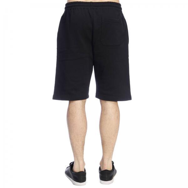 Msgm Pantalones 2640mb61195299giglio Negro Hombre Cortos verano Primavera 2019 rrBER