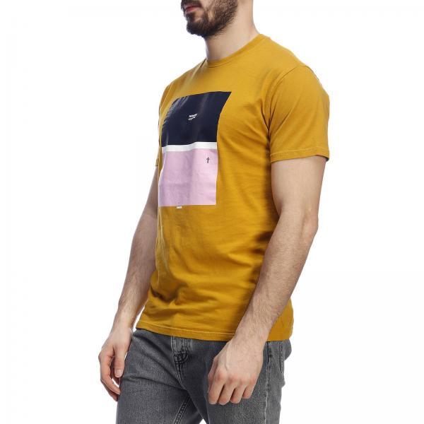 Camiseta Alessandrini M6922e6433902giglio Mustard Daniele Hombre verano Primavera 2019 BBw7g4Hqx