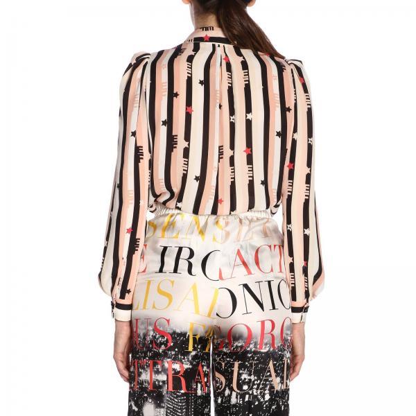 Ca174 Elisabetta Negro 91e2giglio verano 2019 Franchi Primavera Camisa Mujer IBwxSS