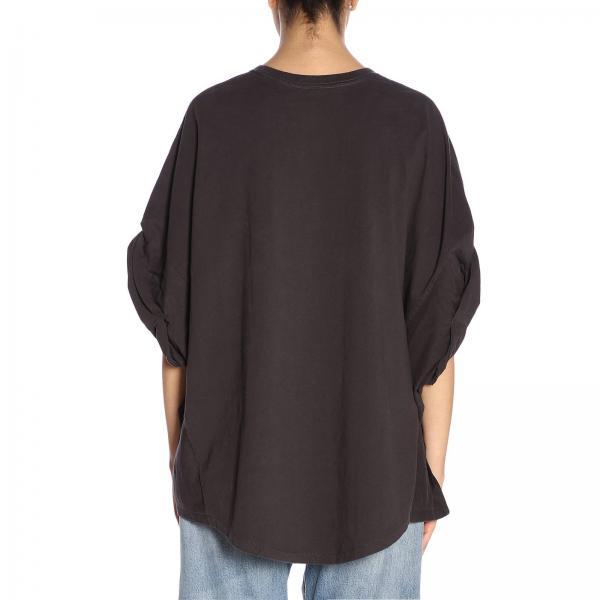Primavera Camiseta Negro verano R13 Mujer 2019 R13w3870giglio rwqIaR0xq