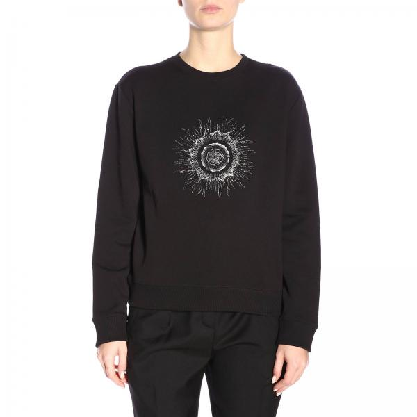 Camiseta verano Saint Ybbv2giglio 2019 Negro Mujer Primavera 551374 Laurent ZrxZw4