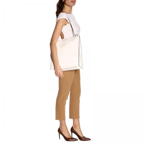 Bolsos Klein Tote 2019 K60k605251giglio Jeans Calvin Primavera verano Mujer qBOwTrq47