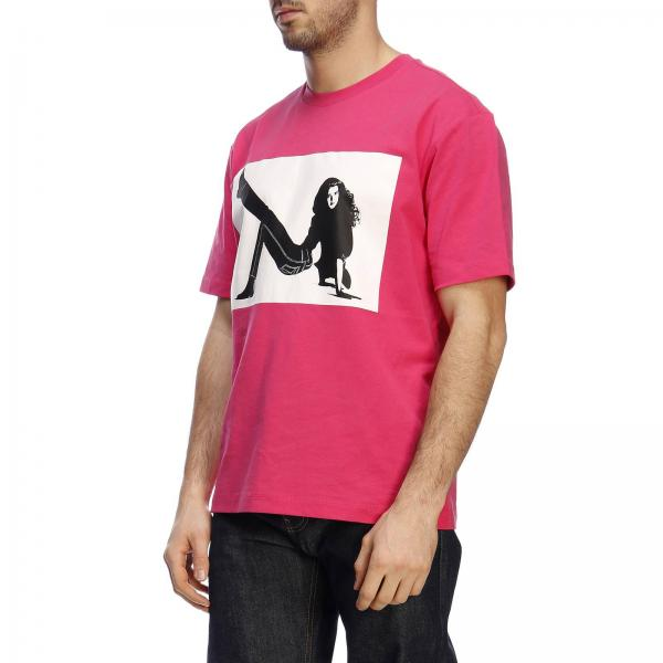 J90j900097giglio 2019 verano Established Hombre Jeans Fucsia 1978 Calvin Camiseta Primavera Klein Aaqgp0wx
