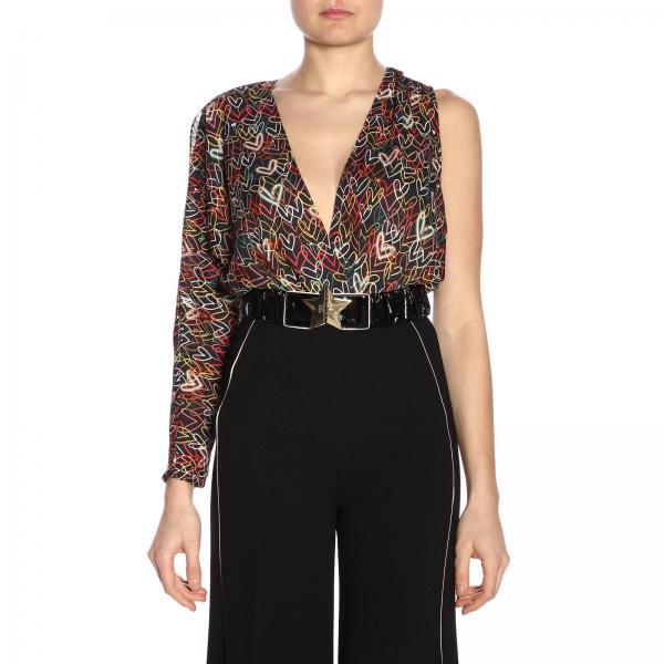 verano Franchi Primavera 2019 92e2giglio Negro Camisa Mujer Elisabetta Cb049 x6TqBx0Cw