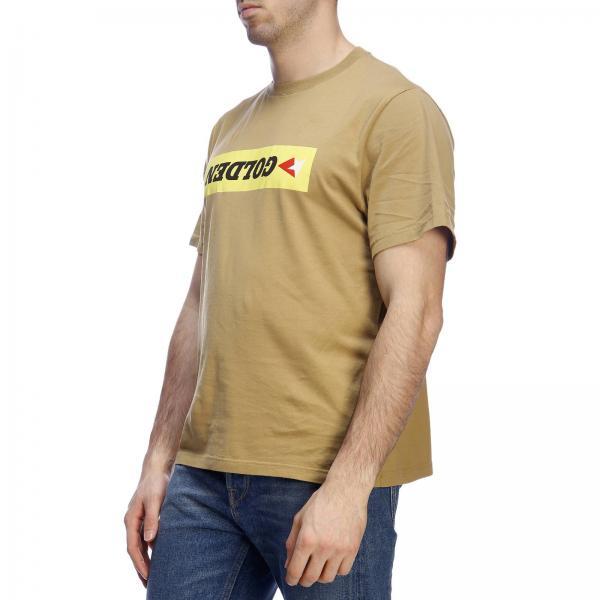G34mp524giglio verano Goose 2019 Camiseta Primavera Golden Hombre CXtxZ1qgw