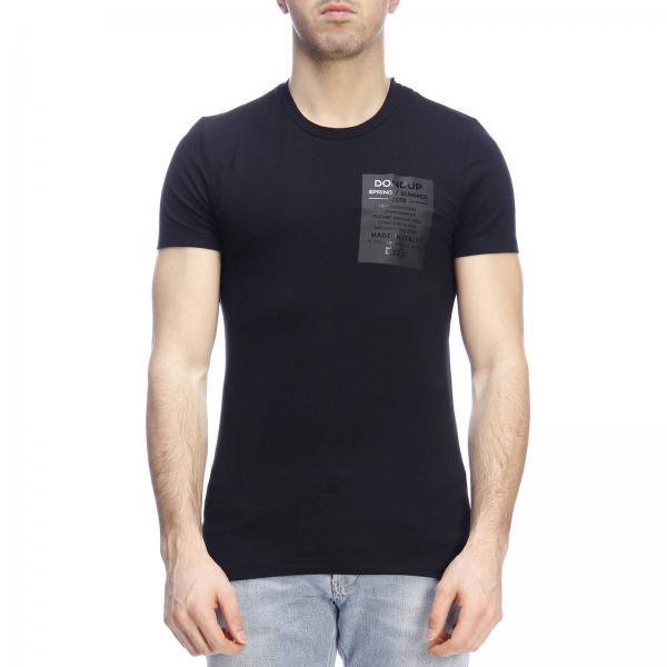 Js0125giglio Primavera Dondup 2019 verano Camiseta Us221 Hombre qwtaPa