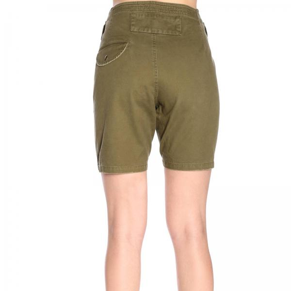 Cortos Primavera Mujer verano 2019 Laurent Saint 552446 Pantalones Y153wgiglio Verde 6qdCnq7Z