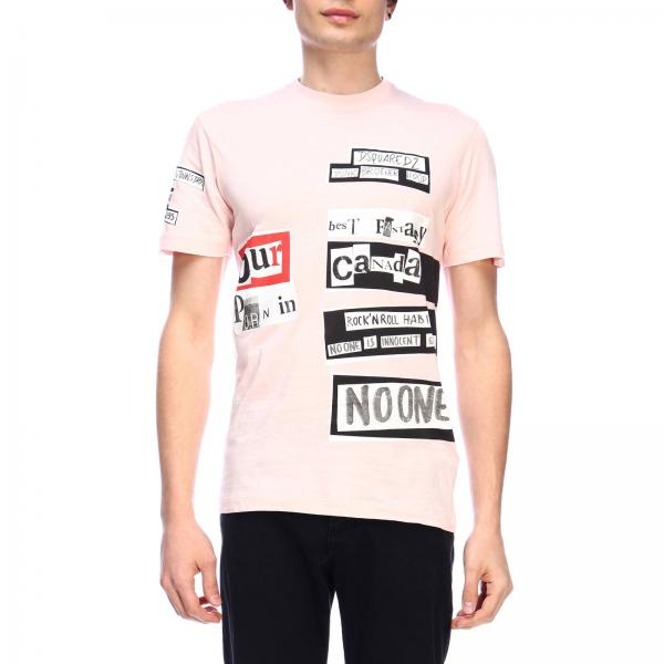 T-shirt Dsquared2 S74GD0510S21600