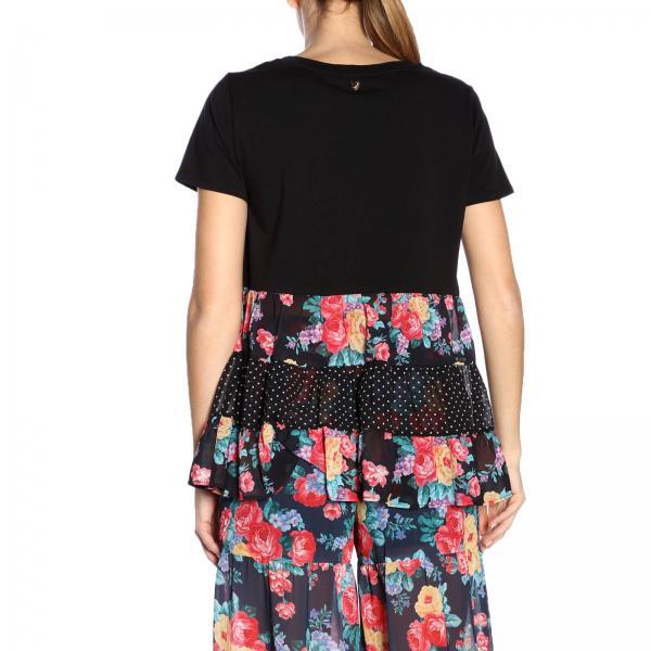 Fa01 verano Primavera Mujer Twin Camiseta 2019 Set 191mp2030giglio qaT7tYH1