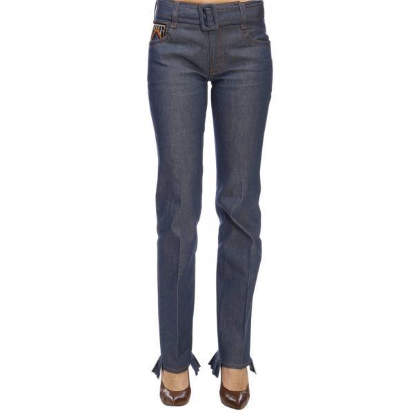 Blue Prada Mujer verano Primavera Jeans 1ljfgiglio 2019 Gfp412 vzEWOqZS