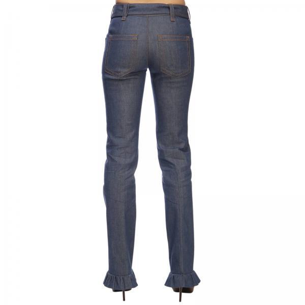 Prada Blue Jeans Primavera Gfp412 1ljfgiglio Mujer verano 2019 qRCwC5Bx