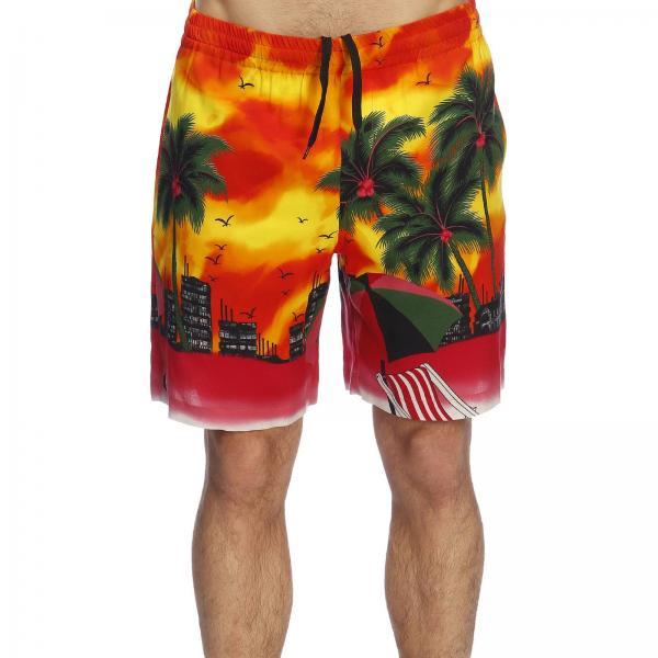 Bermuda shorts men Msgm