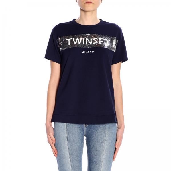 T-Shirt Twin Set 191TP2073