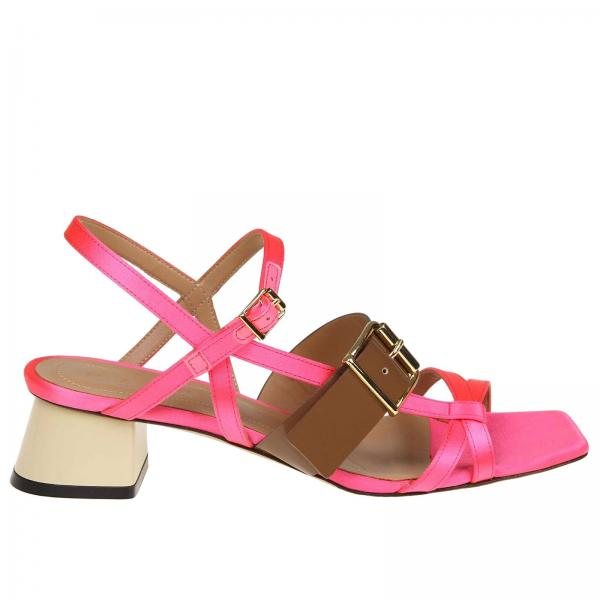 Heeled sandals Marni SAMS001404TV564