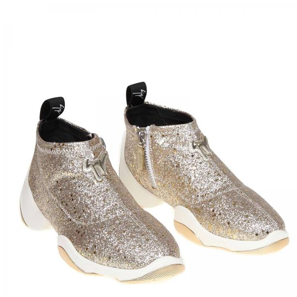 Zanotti Donna Sneakers PlatinoRs90026 Giuseppe Design wN0Pk8nXO