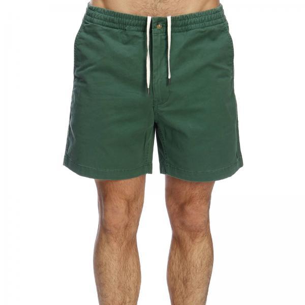 1a37d4d2bef Short Homme Polo Ralph Lauren Vert