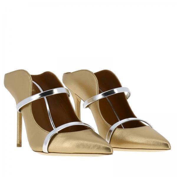 De Primavera verano Mujer Malone Maureen10032giglio Tacón Gold Souliers 2019 Zapatos RHqS46H