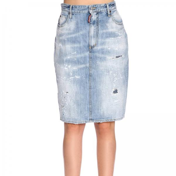 Skirt Dsquared2 S72MA0713S30309
