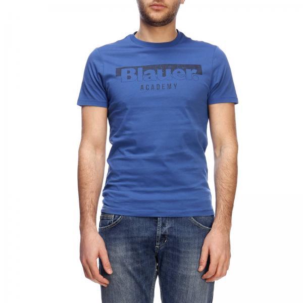 T-shirt Uomo Blauer  e03b9b39ee9