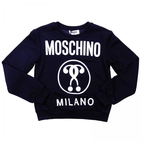 Jumper Moschino Kid HBF01W LCA12