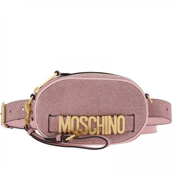 7710 2019 Bolso Mini 8008giglio verano Moschino Mujer Rosa Primavera gT7wIwBfqx