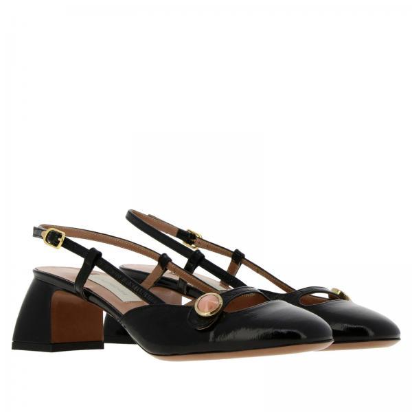 Tacón L'autre 2019 Mujer Ldj07555cp2732giglio verano Zapatos Negro De Primavera Chose Z5qHpw