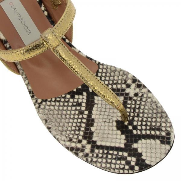 Ld211850cp2746giglio Bronze Chose Sandalias De Mujer L'autre Tacón 2019 verano Primavera wnxRZYqa4