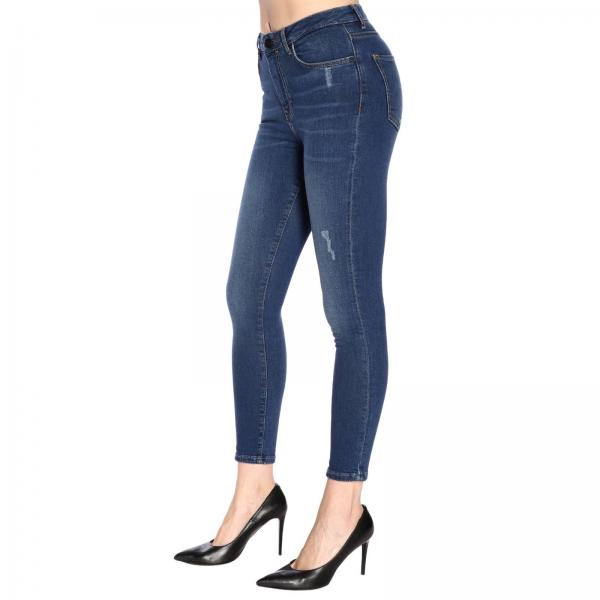 Jean verano Primavera 2019 y5ac 25giglio Mujer Jeans 1x10c3 Pinko Piedra Taylor wB4Efqzax