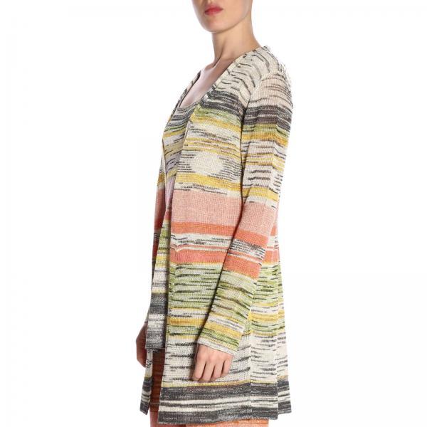 Camiseta Mujer Primavera Missoni Bk0496giglio Mdm00084 2019 verano Fantasía R6UqxRwg