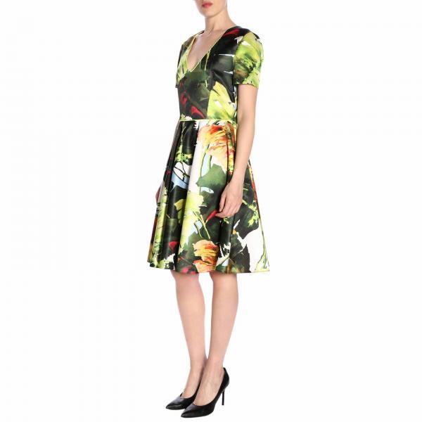 Blumarine Primavera verano Vestido Blugirl Fantasía Mujer 7167giglio 2019 wOvzAt