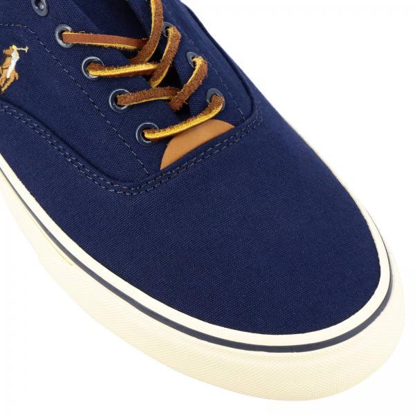 Zapatillas Polo verano Navy 816713107giglio 2019 Hombre Primavera Lauren Ralph rB0wrq5