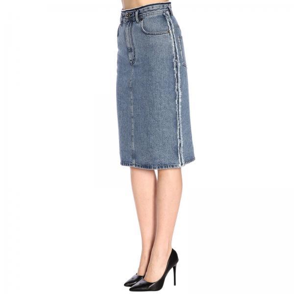 Di Jeans Studiosa 5 Tasche Gonna Acne rBWdCQxoe